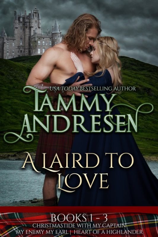 A Laird to Love Books 1-3