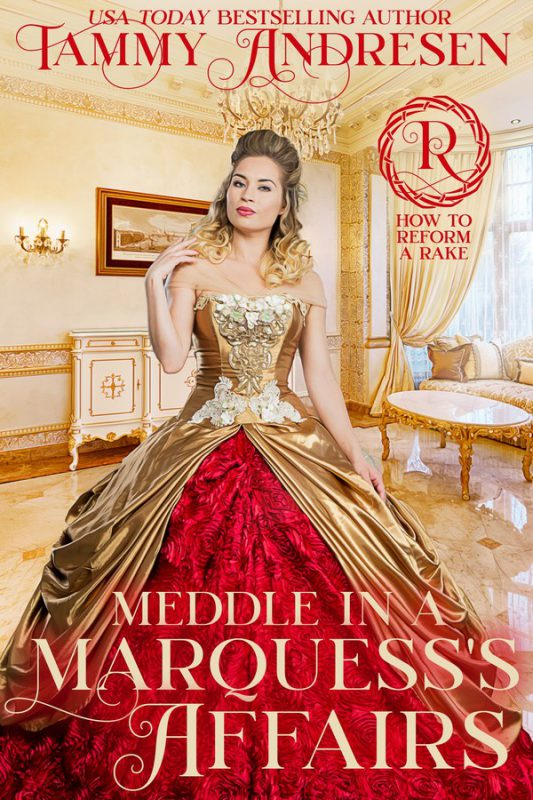 Meddle in a Marquess's Affairs