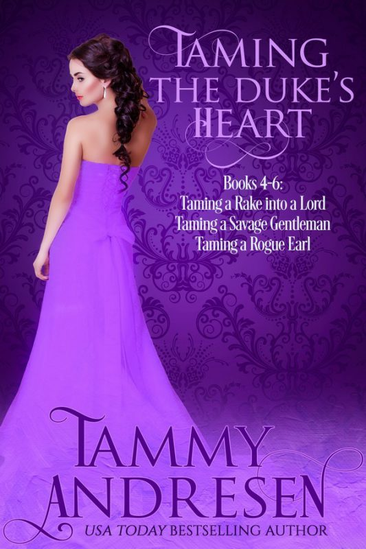 Taming the Duke's Heart Books 4-6