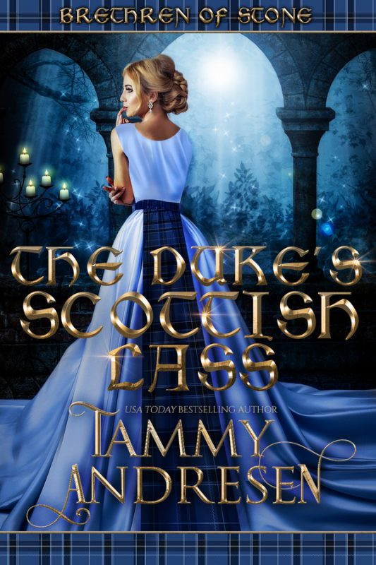 The Duke's Scottish Lass
