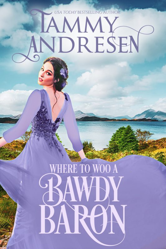 Where to Woo a Bawdy Baron